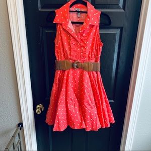 Dresses & Skirts - Adorable dress a MUST SEE!!!!